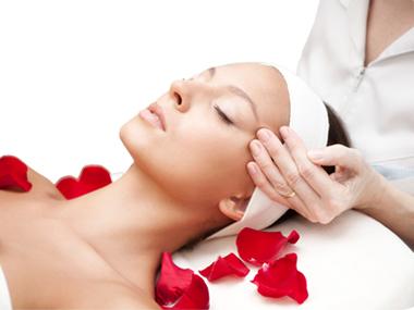 Facial treatment image