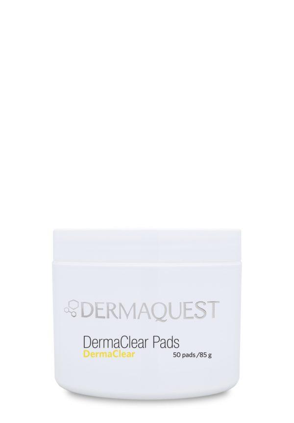 DermaQuest DermaClear Pads 50 pads