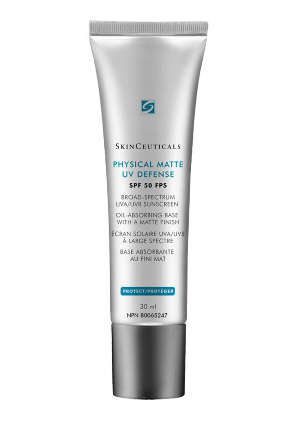 Physical Matte UV Defense SPF 50 Best Sunscreen For Face SkinCeuticals