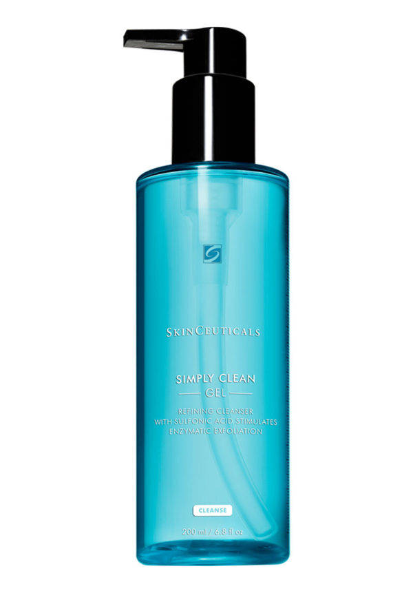 Simply Clean Gel Cleanser SkinCeuticals