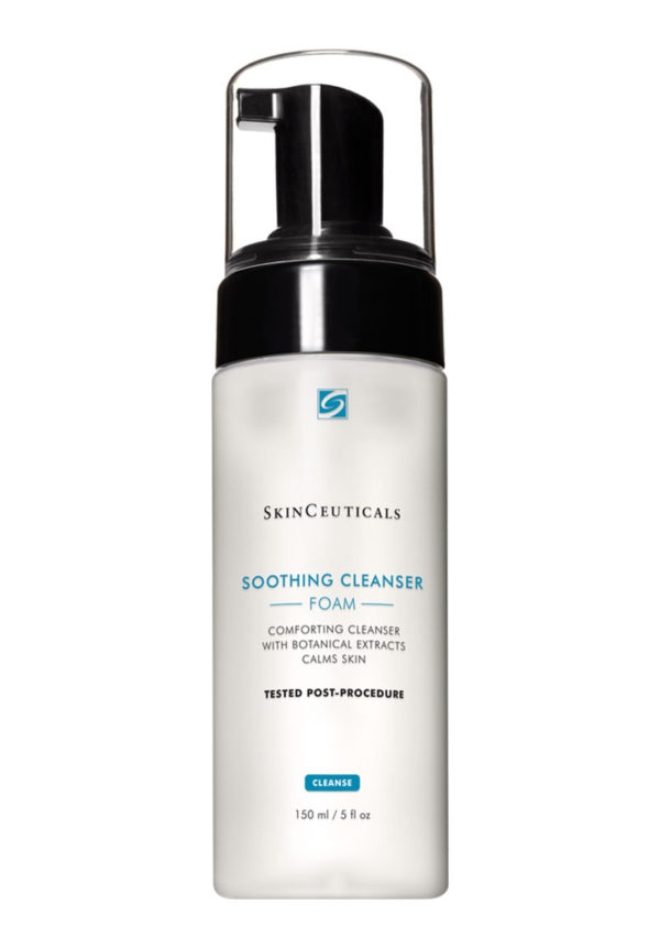 Soothing Cleanser Cleansing Foam SkinCeuticals