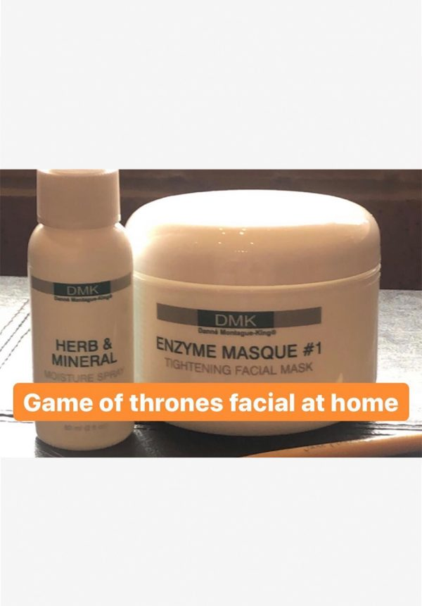 game of thrones facial kit